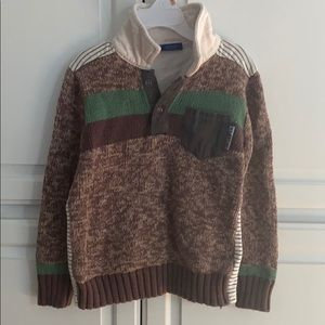 Mint condition Naartjie sweater for boys